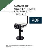 Camara de Vigilancia Ip Tp Link