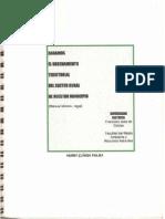 Hagamos el Ordenamiento Territorial de Nuestro Municipio. Manual Técnico - Legal. Colombia