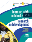 Learning With Mobile Device