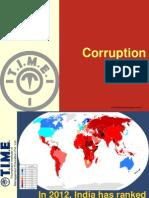 Corruption Kolkata