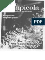 Composición del POLEN APICOLA
