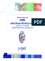 Natural Resource Monitoring in Africa