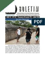 Sociedade Paraibana de Arqueologia Boletim_62_jun_2011