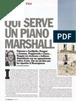 Piano Marhall Per Il Sud