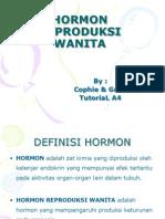 Hormon Reproduksi Wanita
