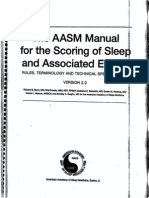 AASM Scoring Manual