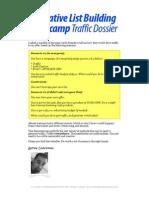 LLBB TrafficDossier