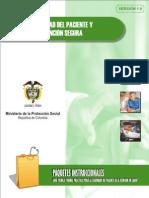 La Seguridad Del Paciente y La Atencion Segura
