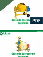 Betoneira (Treinamento Para Operador)
