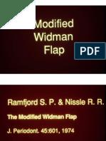 Modified Widman Flap 09 - Drg. Melok, Sp. Perio