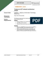 Nwk 5-4 Unit Outline - Ictten6206a (05!02!14)