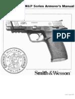 s&w m&p Armorer's Manual