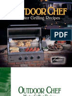 Outdoor Chef Master Grilling Recipes