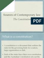lesson 15 - the constitution