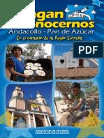 Guía Vengan a conocernos. Andacollo - Pan de Azúcar
