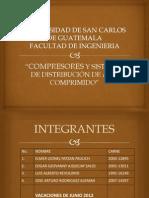 COMPRESORES Y SISTEMAS DE DISTRIBUCIÓN DE AIRE COMPRIMIDO.pptx