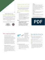 Leaflet Konseling Obat