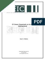 El Crimen Organizado en La Agenda Internacional