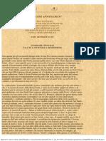 Carta Enciclica Ad Beatissimi Apostolorum - Benedicto XV - 1914
