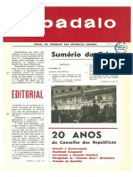 O badalo 1968