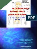 Anatomi Fisiologi - Sistem Syaraf