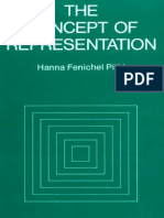 Hanna F. Pitkin the Concept of Representation
