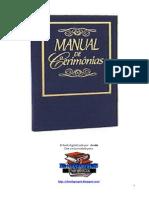 Manual de Cerimonias