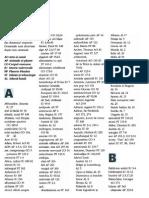 Index arborele lumii