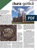 Arhitectura gotica arborele lumii