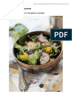 Salata de Spanac Si Pomelo