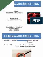 Isquemiamiocrdica Ekg 120422101014 Phpapp01