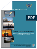 Proposal Kegiatan NSC 2014