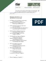 Psautier œcuménique en ligne - Psaume 26