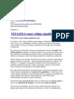 ITZAMNA como código significado base