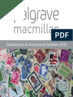 Palgrave - Globalization & International Relations - 2010