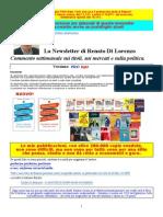 Mercati e titoli secondo Renato Di Lorenzo #IlSole24ORE #MF #Corriere #Repubblica #Panorama #Espresso #TGLa7 #Rai