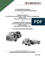 TM 5-3800-205-23-1 PART 1   MODEL 613CS  AND MODEL 613CWD