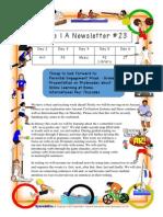 newsletter 23 1a 2