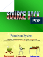 Source Rock (Petroleum System)