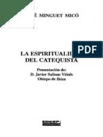 José Minguet Micó - La espiritualidad del catequista.pdf