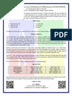 International Congress on Cancer Proliferation & Differentiation 2014 CFP