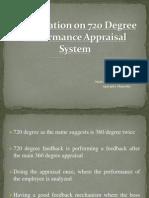 720 Degree Appraisal