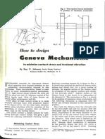 Geneva Mech