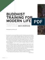 SegyuRinpoche Interview