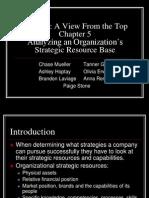 Strategy Ch.5