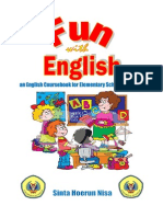 Fun with English  (Cover)