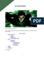 Haskell Web Programming