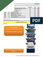 J1306001 Expositor Stocker