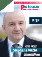 """Le projet """"Puteaux, une ville d'avance"""""""