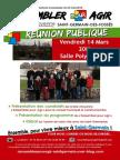Tract réunion publique SGDF